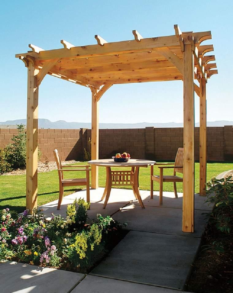 acabado proyecto inicial estilo jardines tradicionales