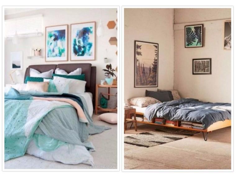 almacenamiento funcioanles camas tradicon paredes