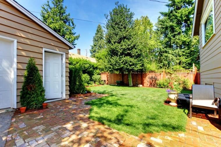 decoracion jardines pequeos patios