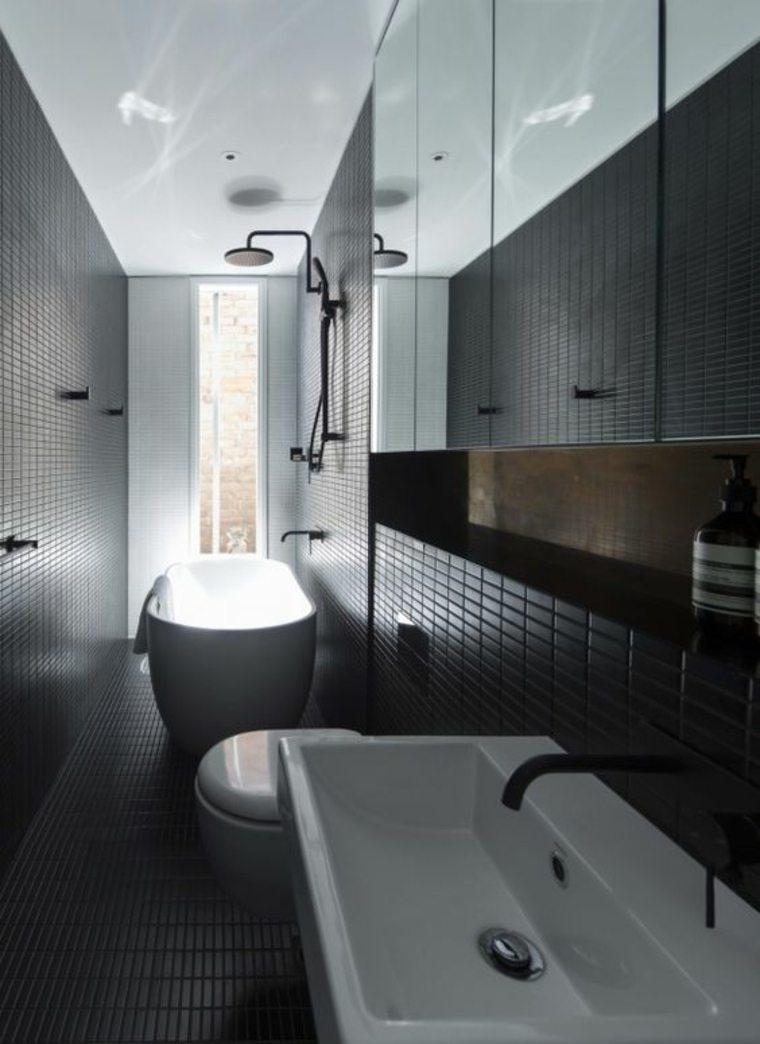 consejos decorar baños oscuros