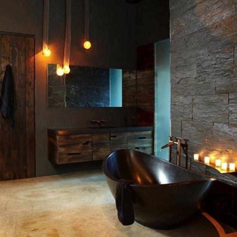 baños oscuros