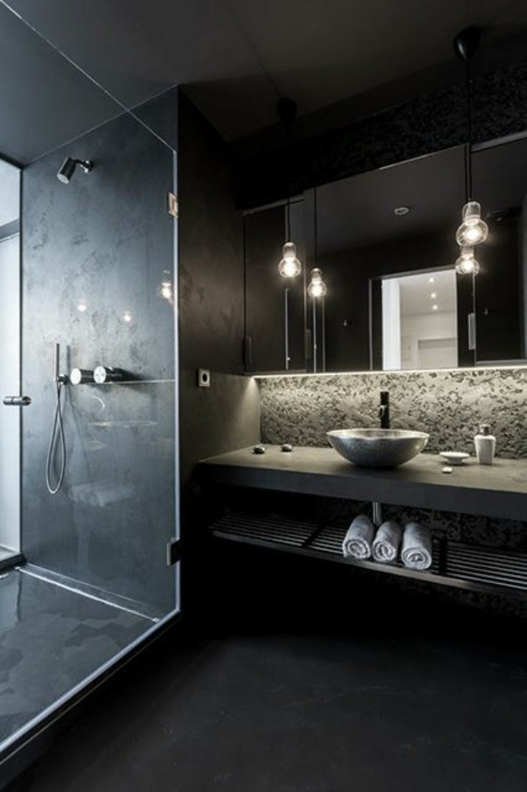 bonito diseño baño