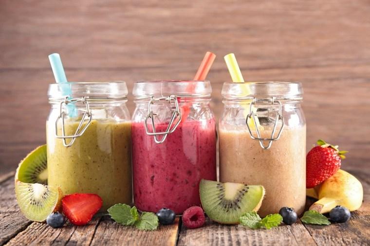 batidos de frutas desintoxicantes especiales energia