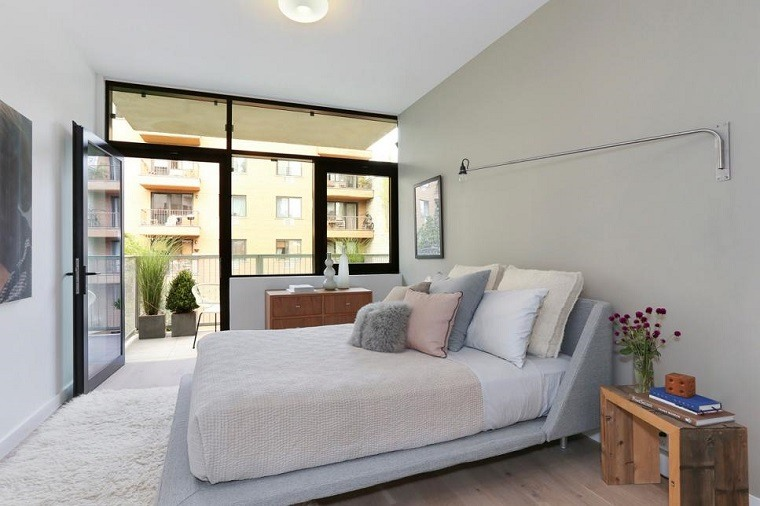 bonita habitación pequeña