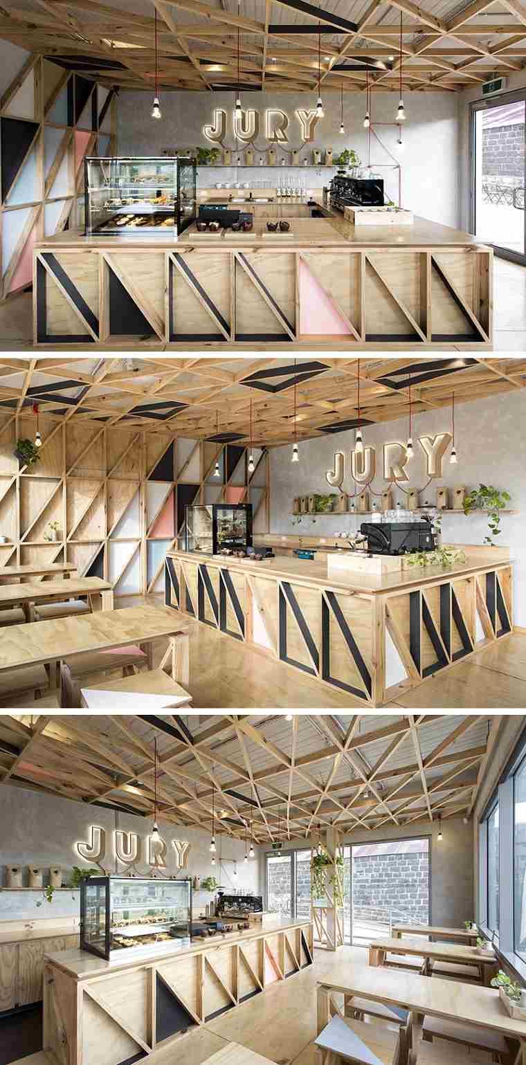 cafeterias con encanto estilo diseno ideas