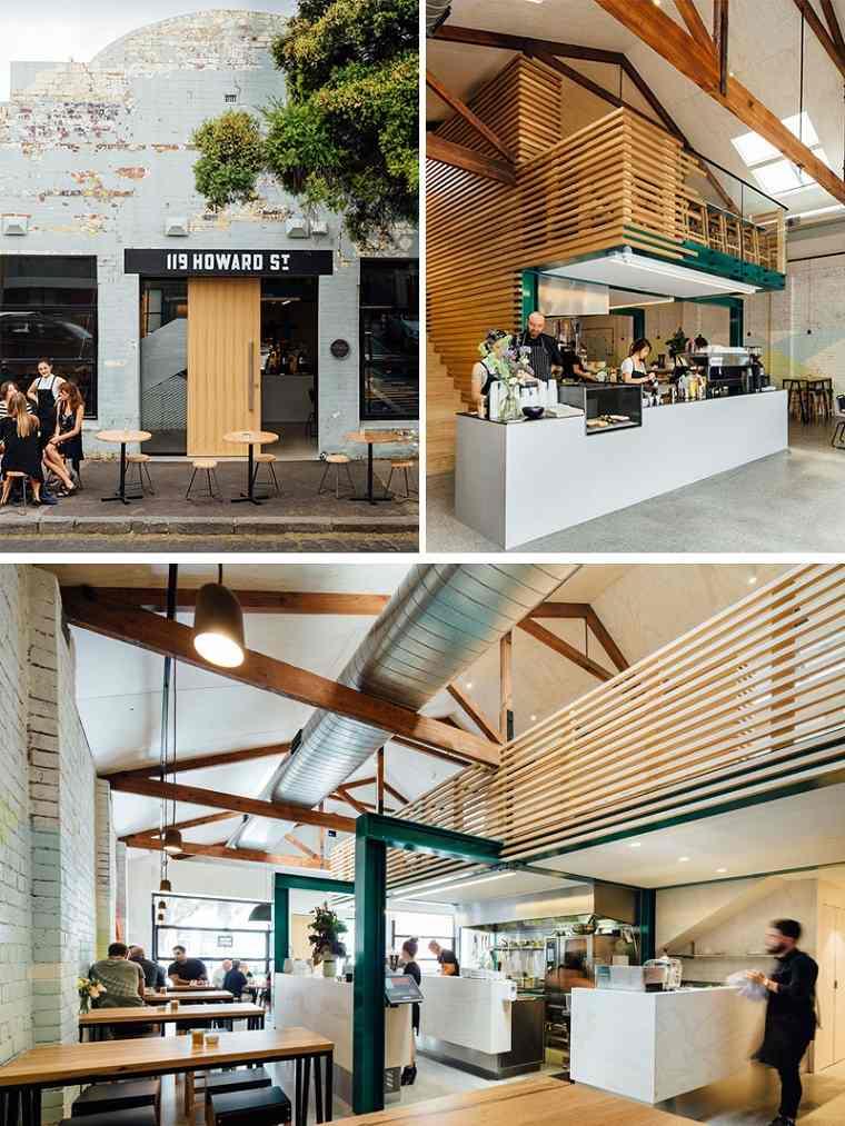 cafeterias con encato disenos modernos ideas