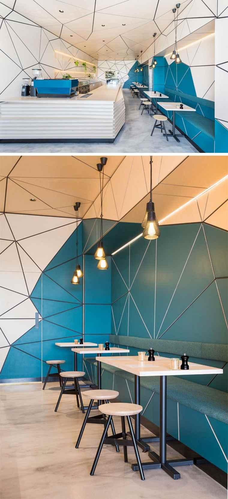 cafeterias con encanto pequeno lugar diseno ideas