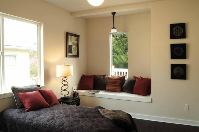 cama feng shui dormitorio