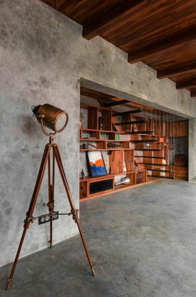 casa en madera original india