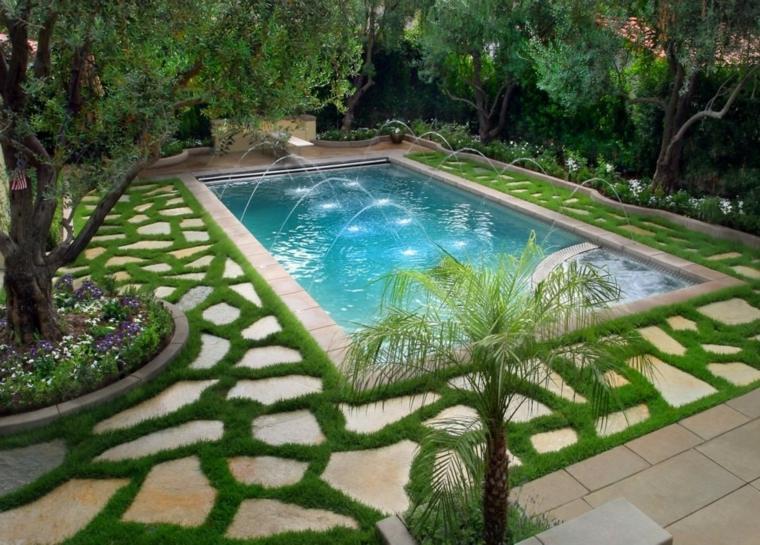 casa jardin muebles-fuentes-partes-especiales-piscina