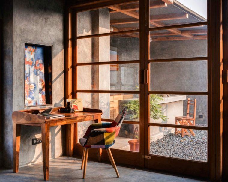 casa madera moderna original