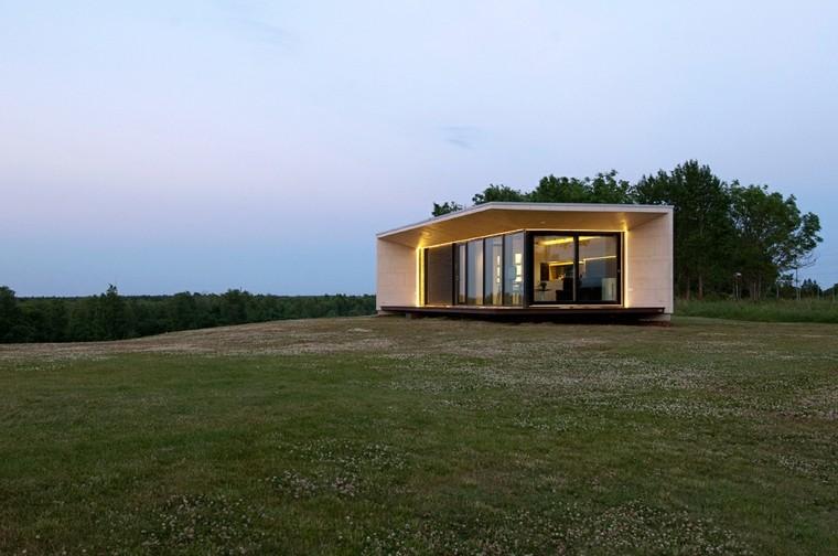 casa modular pradera