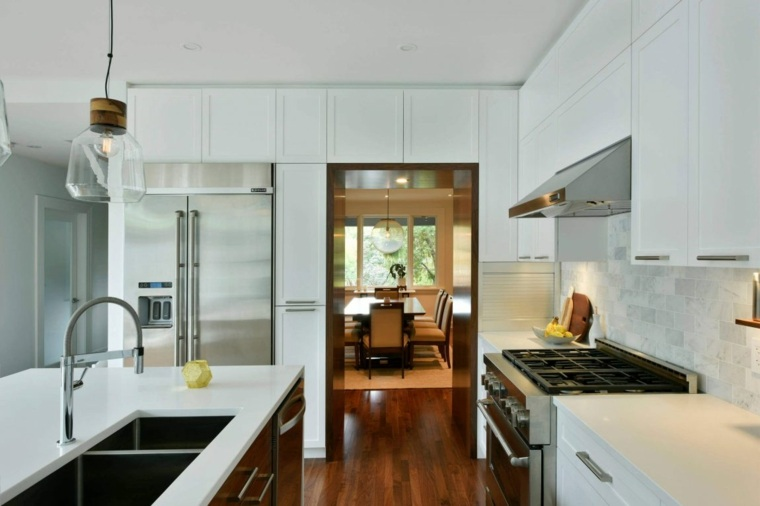 Casas elegantes y muy modernas en ottawa de gordon weima - Casa modernas por dentro ...