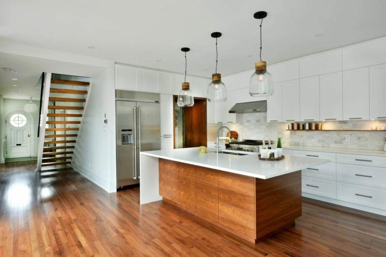 Casas elegantes y muy modernas en ottawa de gordon weima - Decorar casas por dentro ...