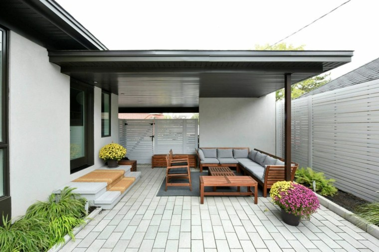 Casas elegantes y muy modernas en ottawa de gordon weima Decoracion casas modernas elegantes