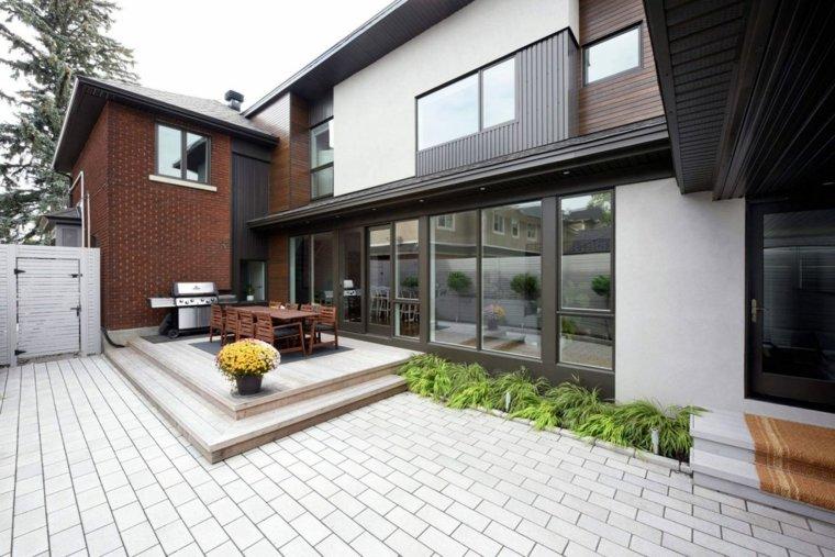 Casas elegantes y muy modernas en Ottawa de Gordon Weima Designs