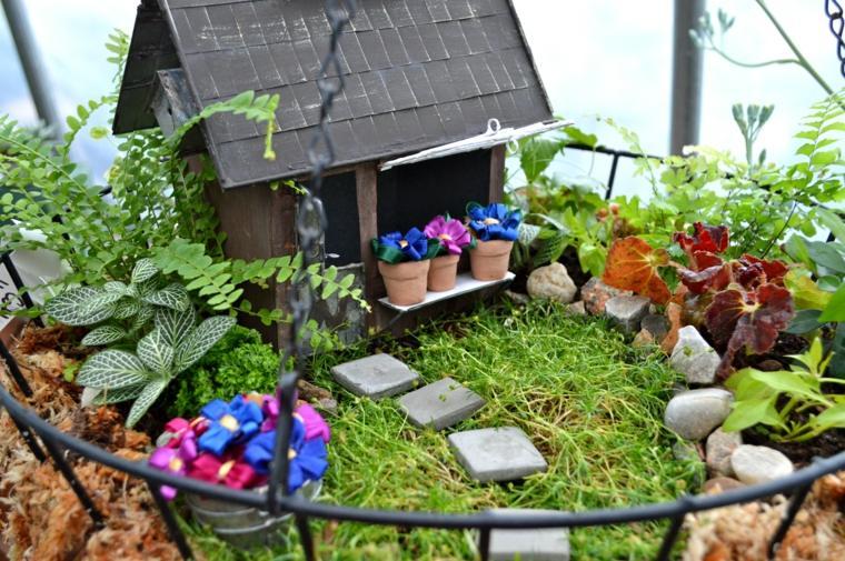 mini jardines estupendos