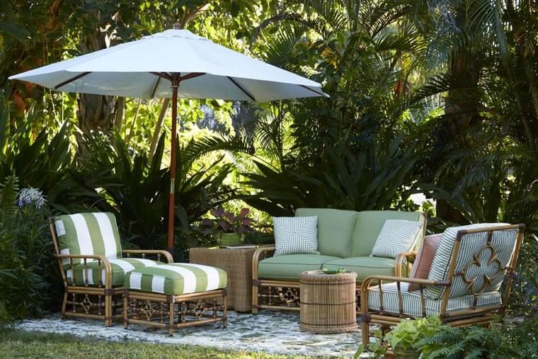 celerie kemble patio estilo moderno ideas