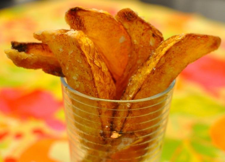 cocinar calabaza frita comer