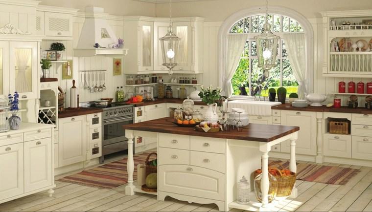 cocinas blancas modernas cocina diseno clasico ideas