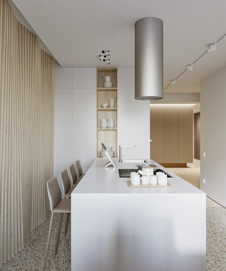 cocinas con isla nido interiors diseno ideas