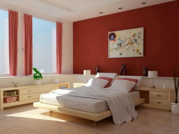colores feng shui dormitorio decorar