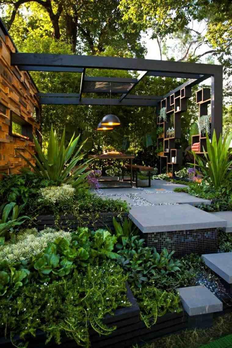 Como hacer un jard n con piedras rocas y plantas for Landscape design melbourne