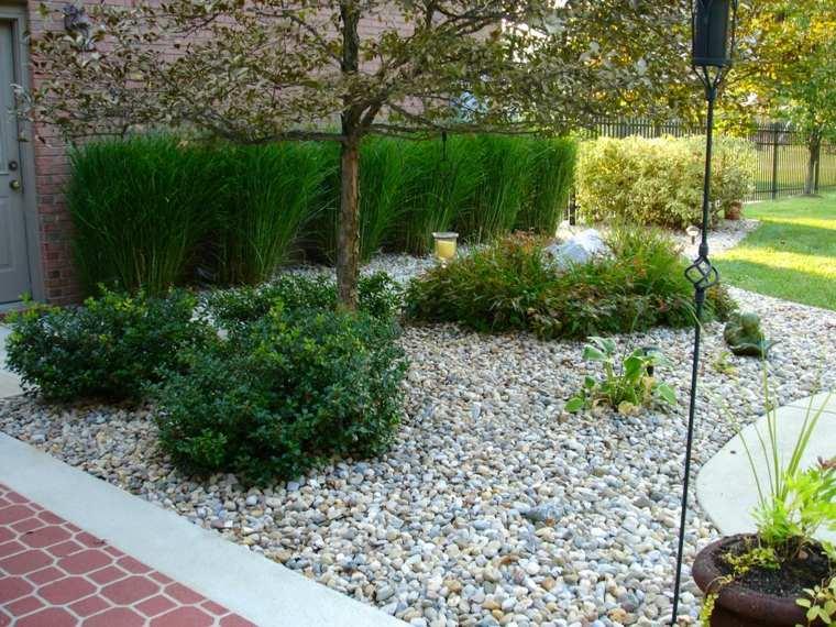 como hacer un jardín con piedras-rocas-grandes