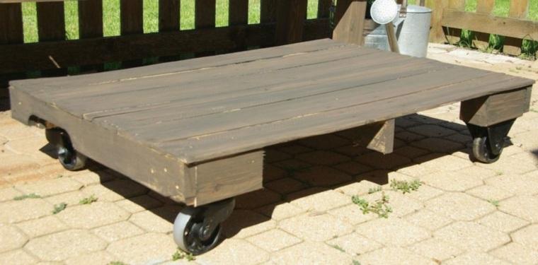 construir mesa de madera