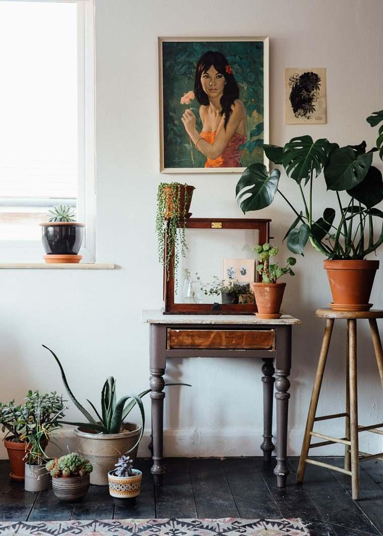 cuadros obras arte combinaciones paredes decoradas