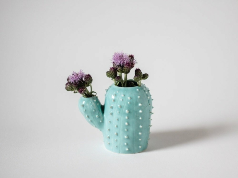 decoracion con cactus interiores casas