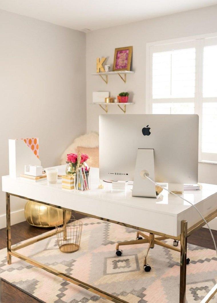 bonito despacho decoracin - Decoracion Despachos