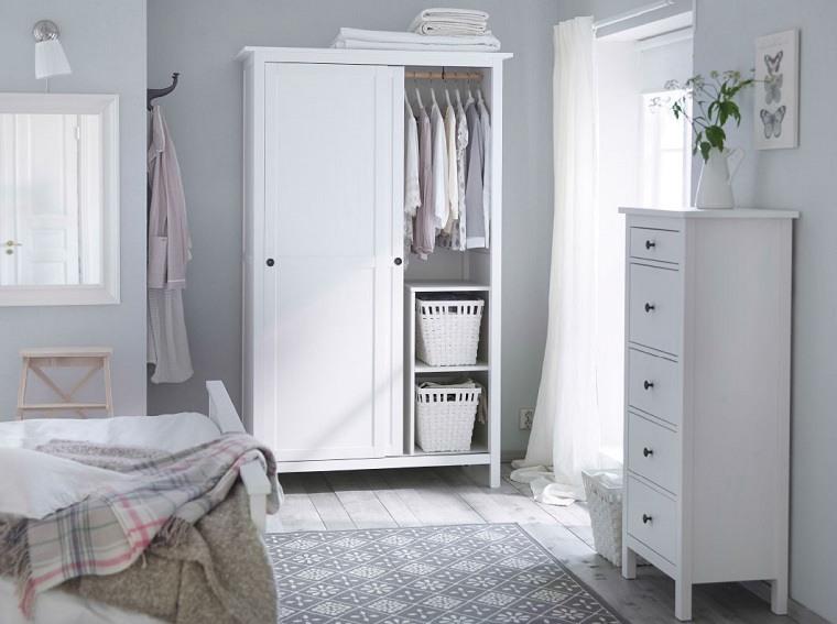 muebles color blanco