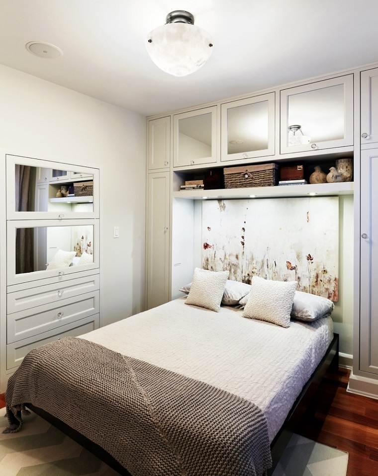 habitación cama plegable