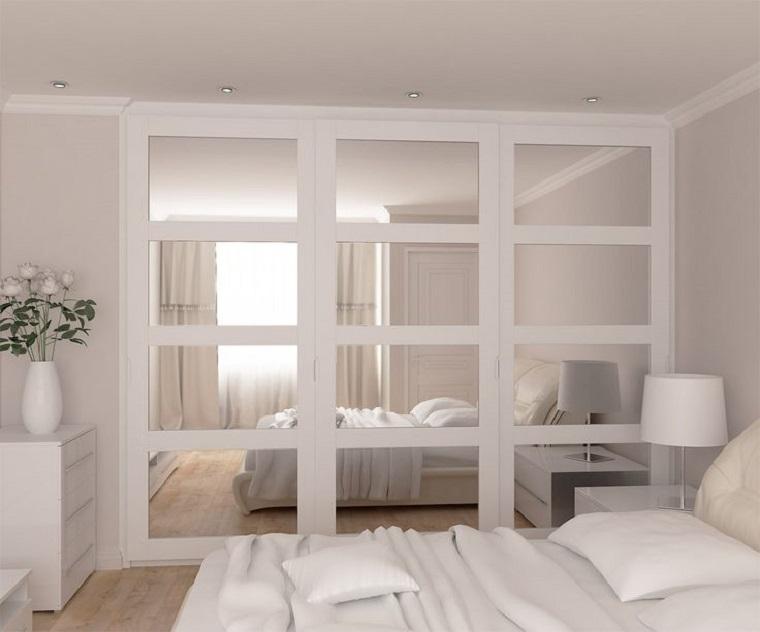 puertas armario espejos