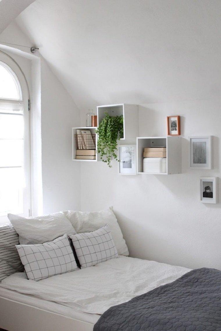 estantes sencillos