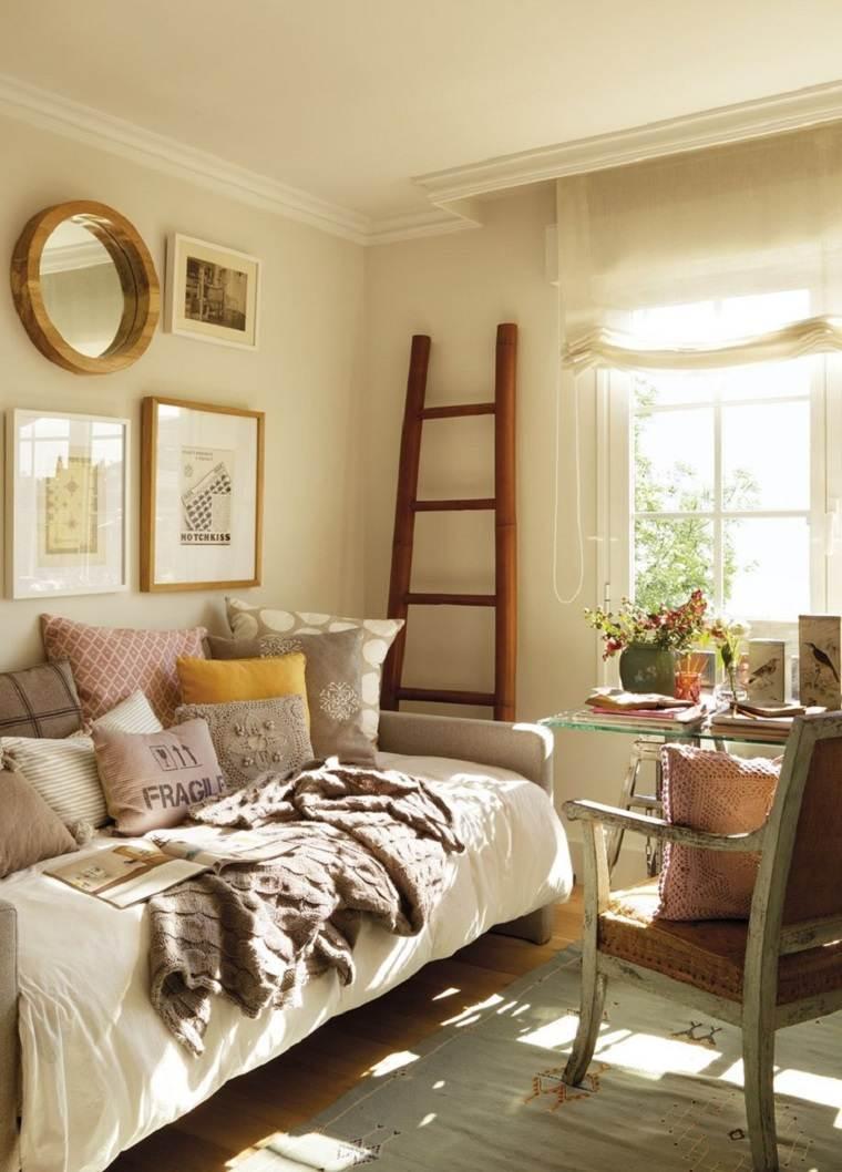 diseños dormitorios pequeños