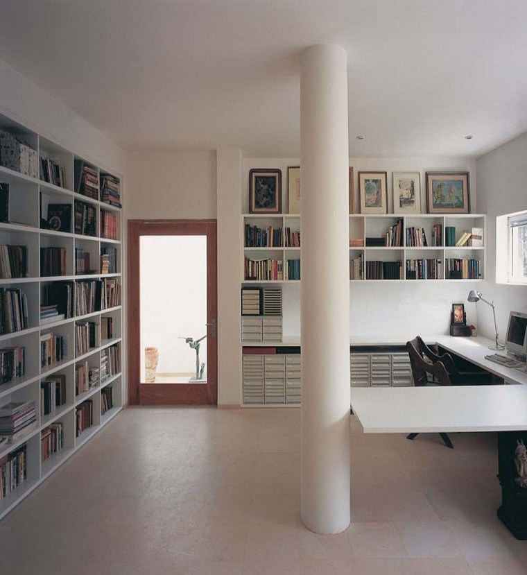 despacho biblioteca