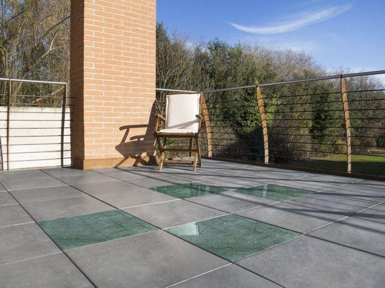 Pavimentos exteriores c mo escoger el material correcto - Pavimentos para terrazas ...