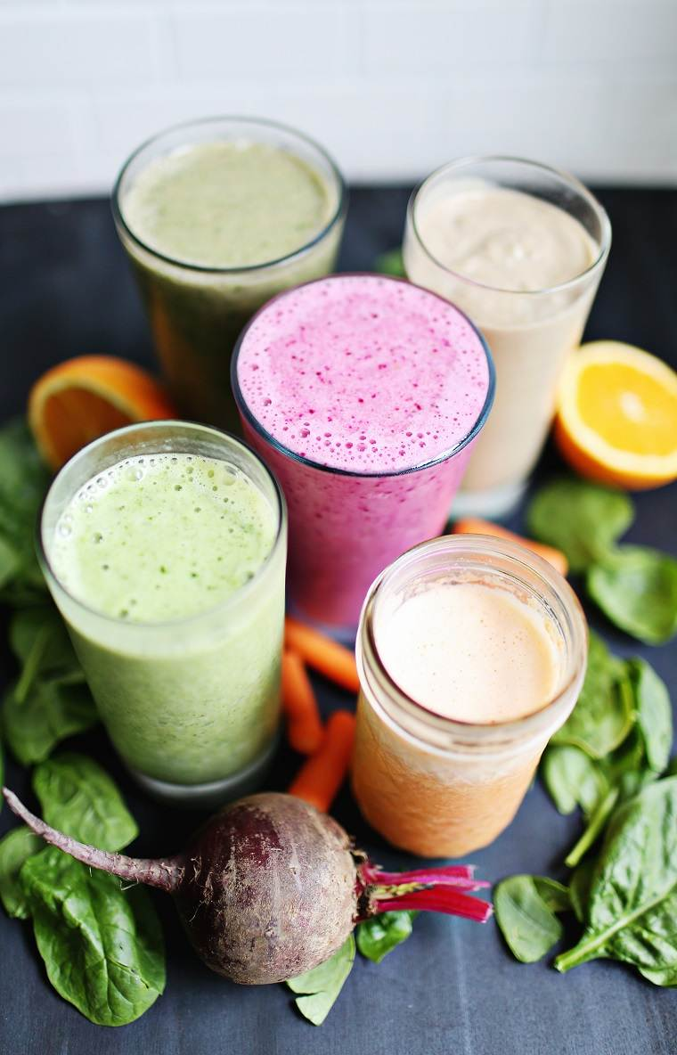 dieta d tox 8 recetas de smoothies que te ayudar n a On smoothies dieta detox