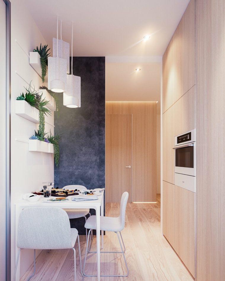 diseñador de interiores modernos elegantes