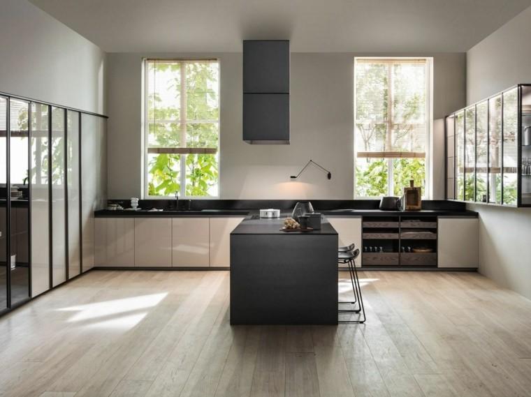 diseñar cocinas detalles negros DADA Vincent van Duysen ideas