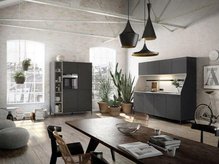 disenar cocinas detalles negros URBAN SieMatic kinzo ideas
