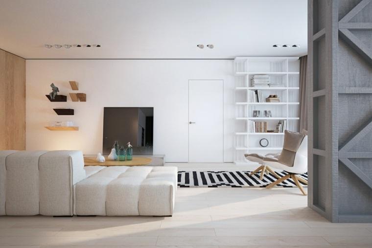 diseño de interior casa moderna