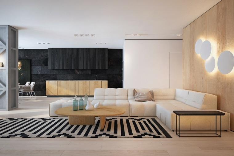 diseño de interior moderno elegante