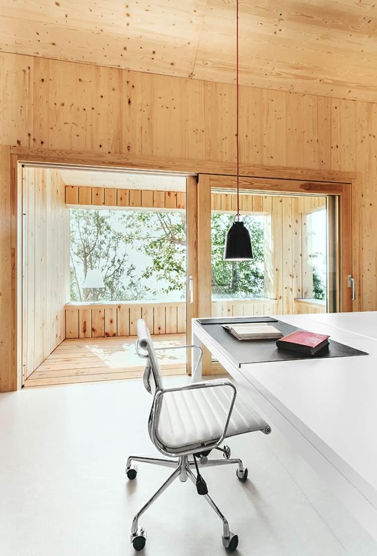 interior madera