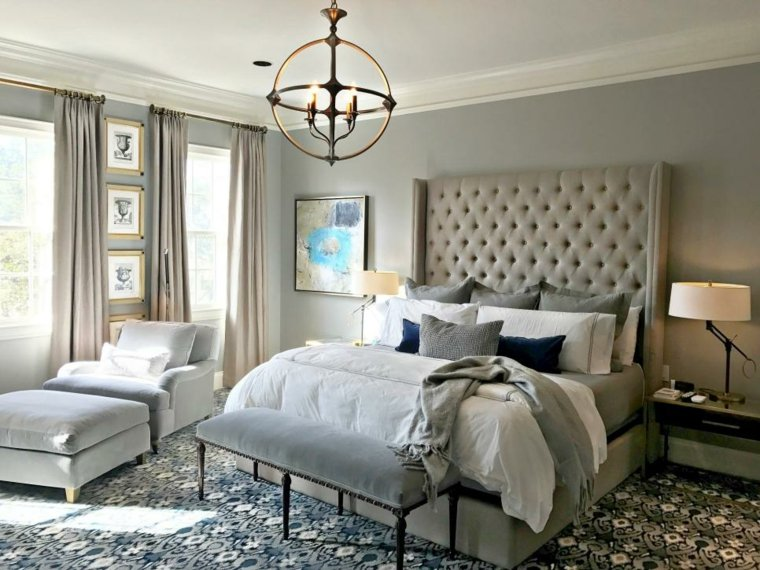 Distribuci n dormitorios e ideas para ambientes funcionales - Ambientes de dormitorios ...