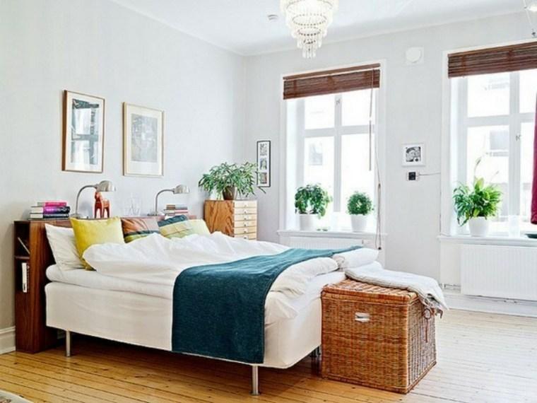 dormitorio feng shui moderno