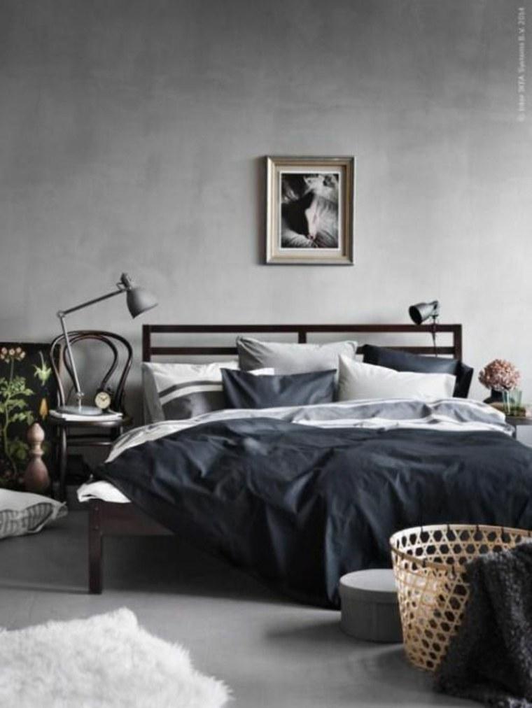 dormitorios con estilo moderno hombre