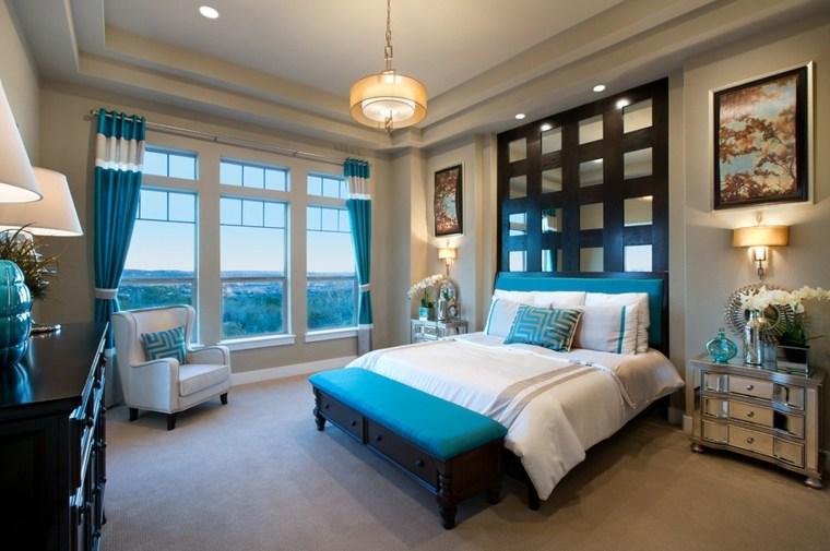 dormitorios feng shui modernos elegantes